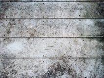 Olden popielata cementowa podłoga Zdjęcia Royalty Free