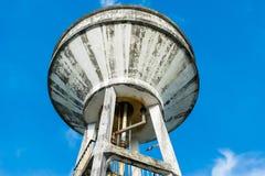 Olden składowy zbiornik woda kranowa Obraz Royalty Free