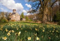 Oldenaller-Schloss Lizenzfreies Stockfoto