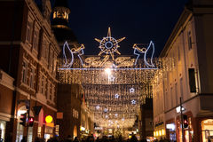 Oldenburg (niedersachsen) at christmas Royalty Free Stock Photography