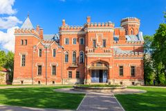 The Oldenburgsky Palace in Ramon settlement. In Russia Stock Photography