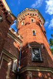 The Oldenburgsky Palace in Ramon settlement. In Russia Royalty Free Stock Photo