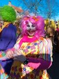 καρναβάλι Κάτω Χώρες oldenzaal Στοκ φωτογραφία με δικαίωμα ελεύθερης χρήσης