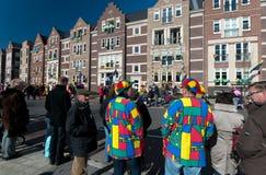 καρναβάλι Κάτω Χώρες oldenzaal Στοκ Φωτογραφία