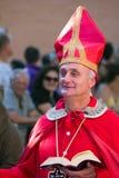 Older bishop Royalty Free Stock Images