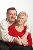 Older couple Royalty Free Stock Image