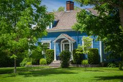 Older Home Royalty Free Stock Photography