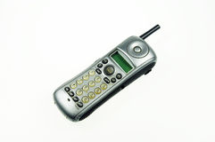 Older mobile phones Royalty Free Stock Image