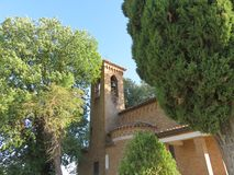 Antica chiesa Royalty Free Stock Images