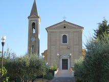 Antica chiesa Stock Image