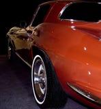 Older sportscar stock image