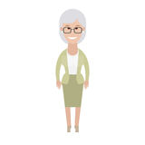 Older woman Royalty Free Stock Photo