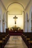 Oldest Catholic church on Kauai Royalty Free Stock Photography