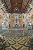 The Oldest Catholic church in Thailand Royalty Free Stock Photos