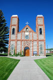 Oldest Church in Colorado Royalty Free Stock Photography