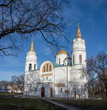The oldest Church in Ukraine Stock Photography