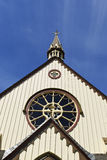 Oldest Church in Vancouver Islands Canada Royalty Free Stock Photos