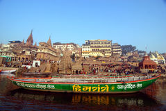 Oldest City of India Royalty Free Stock Image