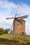 The oldest Dutch Windmill Royalty Free Stock Photos