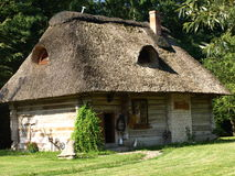 The oldest house in Lubelskie, Poland Royalty Free Stock Photo