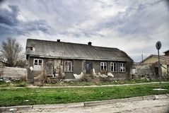 Oldest house Stock Images