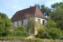 Oldest house in Sarlat Royalty Free Stock Images