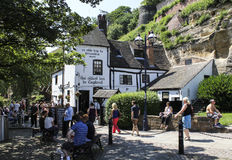 Oldest Inn In England Stock Photography