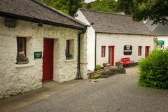 Water Mill. Avoca. Wicklow. Ireland Stock Photos