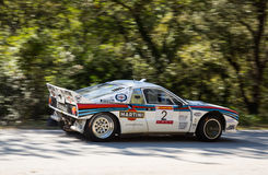 The oldest rally in spain Royalty Free Stock Image