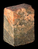Oldest rock on Earth - Acasta river Gneiss, 4030 million years. Oldest rock on Earth - the Acasta river Gneiss. Dating to 4030 million years, this ancient stock images