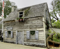 Oldest School House in the U.S. Stock Images