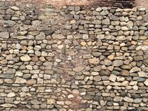 Oldest Stone wall stock photos