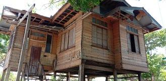 Oldhouse στοκ φωτογραφία