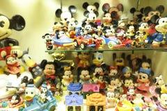 Oldie collection in Shiroi Koibito Park, Sapporo. The Chocolate factory Shiroi Koibito theme park Royalty Free Stock Photos