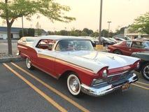 Oldie but a goodie. Nice older vehicle royalty free stock image