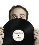Oldies Music Royalty Free Stock Image