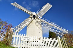 Oldland post mill. Royalty Free Stock Photography