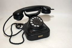 Oldphone Royalty Free Stock Images