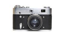 Oldschool-Kamera Lizenzfreies Stockfoto