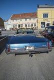 1967年Oldsmobile九十八敞篷车 免版税库存图片