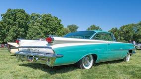 1959年Oldsmobile动态88 图库摄影
