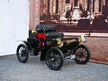 Oldsmobile弯曲了破折号1904年 免版税库存图片