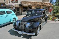 Oldsmobile经典之作 库存照片