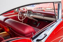 Oldsmobile 1957 Fotografia Stock Libera da Diritti
