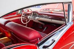 1957年Oldsmobile 免版税图库摄影