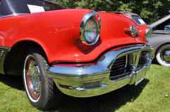 Oldsmobile 1956 88 Foto de archivo libre de regalías