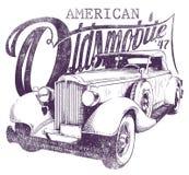 Oldsmobile Royalty-vrije Stock Afbeeldingen