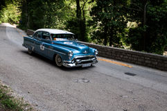 OLDSMOBILE 88 1953 Fotografia Stock