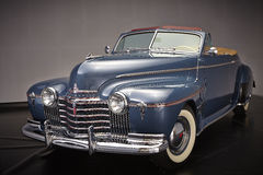 Oldsmobile convertible classic car from 1941 Royalty Free Stock Photos