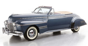1941 Oldsmobile Convertible. 1941 Oldsmobile Ninety-Eight  2-Door Coupe Convertible by General Motors Stock Image